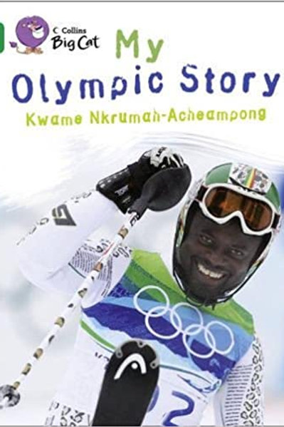 My Olympic Story - Kwame Nkruha-Acheampong Philip Bannister
