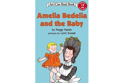 An I Can Read Book (Level 2) - Amelia Bedelia and the Baby