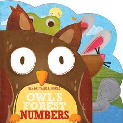 "Heads, Tails & Noses ""Owl's Forest Numbers"""