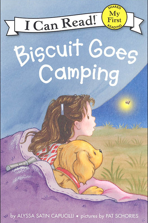 "I Can Read! ""Biscuit Goes Camping"""