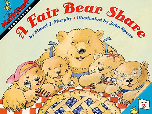 MathStart - A Fair bear Share