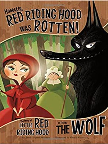 Red Ridding Hood was Rotten