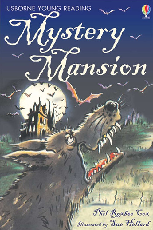 "Usborne Young Reading ""Mystery Mansion"""