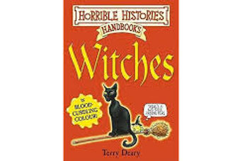 "Horrible Histories Handbooks ""Witches"""