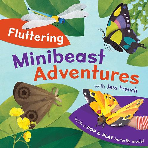 Fluttering - Minibeast Adventures