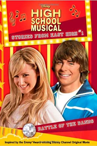 High School Musical Stories From East High #1 - Battle Of the Bands