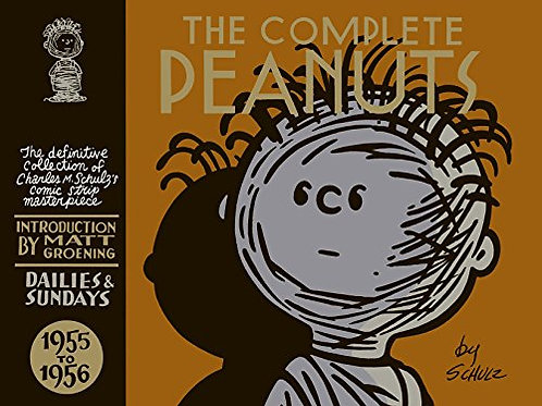 The Complete Peanuts: 1955 to 1956