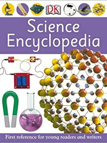 Science Encyclopedia - First reference for young readers and writers