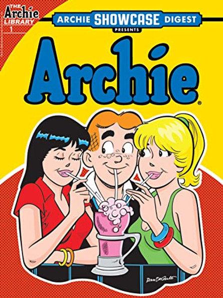 """Archies Showcase Digest """"Archie"""""""