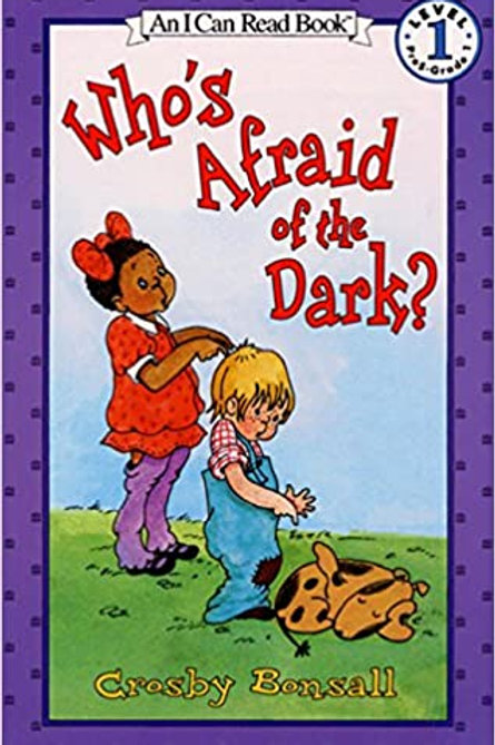 """An I Can Read Book """"Who's Afraid of the Dark?"""""""