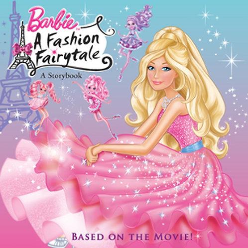 Barbie - A Fashion Fairytale a Storybook
