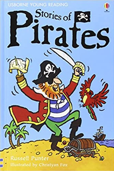Usborne Young Reading - Stories of Pirates