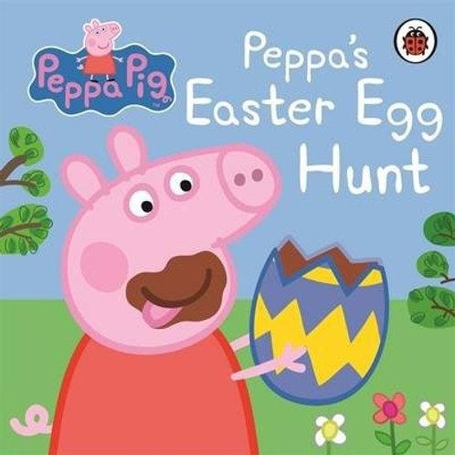 """Peppa Pig """" Peppa's Easter Egg Hunt"""""""