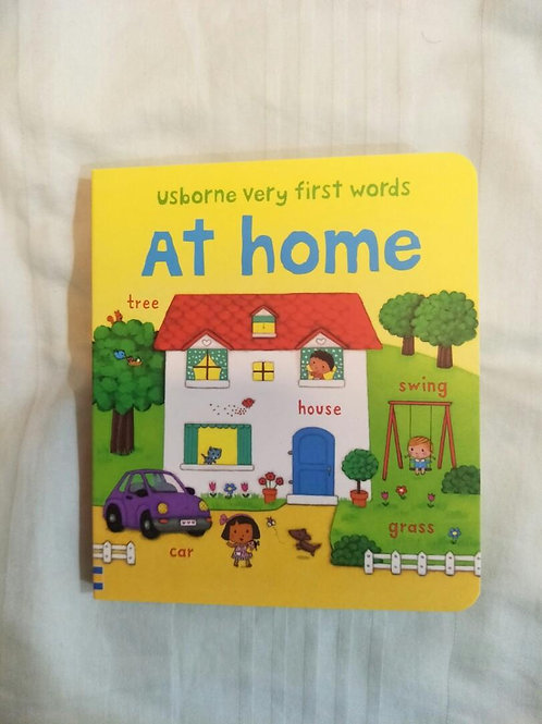 Usborne Very First Words At Home