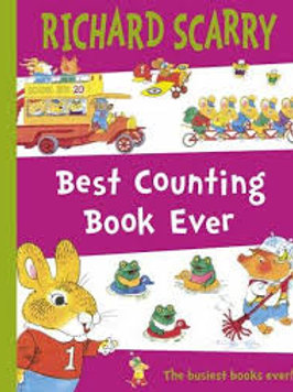"Richard Scarry ""Best Counting Book Ever"""