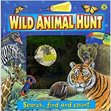 Wild Animal Hunt - Search, Find and Count