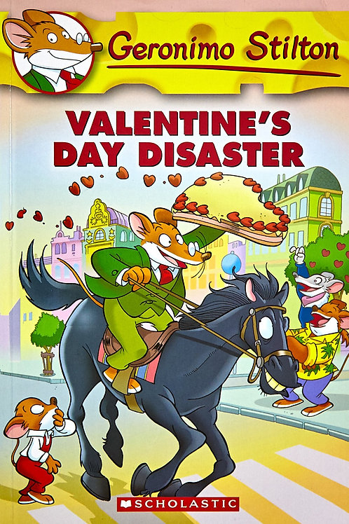 Gernonimo Stilton - Valentine's Day Disaster