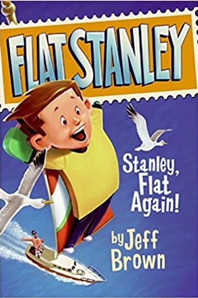 "Flat Stanley ""Stanley, Flat Again!"""