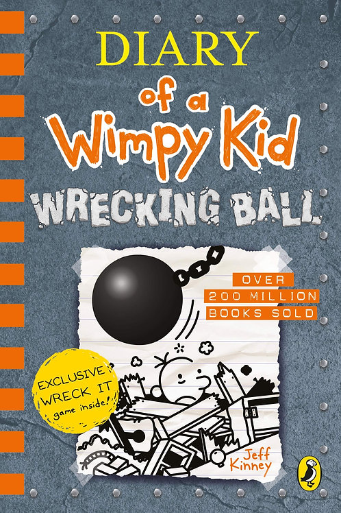"""Diary of a Wimpy Kid """"Wrecking ball"""""""