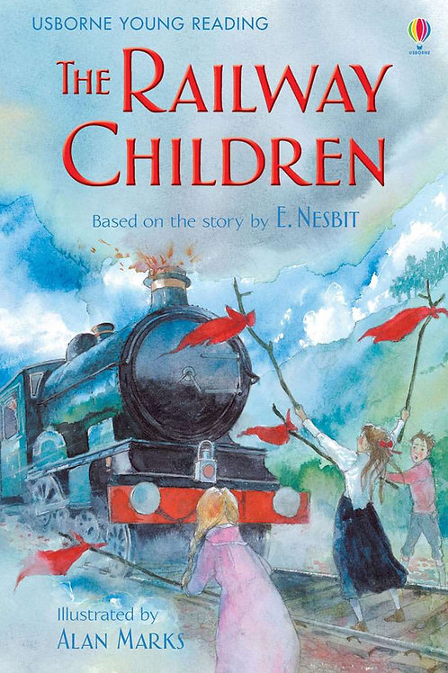 "Usborne Young Reading ""The Railway Children"""