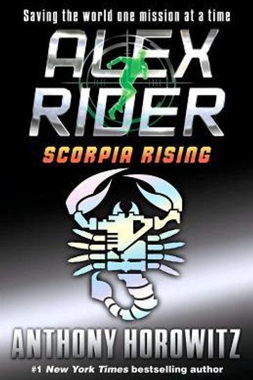 """Alex Rider """"Scorpia Rising"""""""