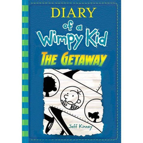 """Diary of a Wimpy Kid """"The Getaway"""""""
