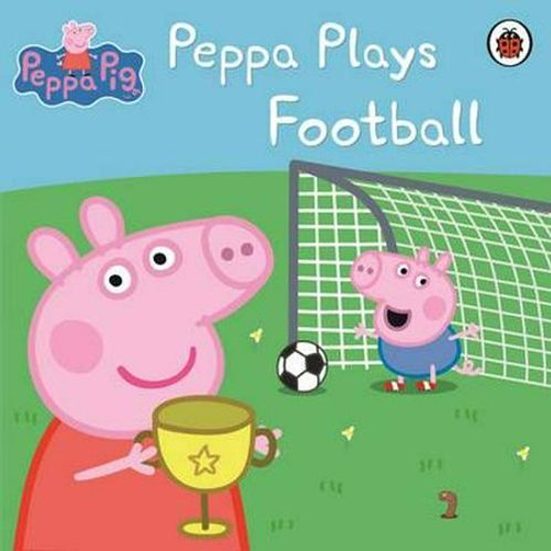 "Peppa Pig ""Peppa Plays Football"""