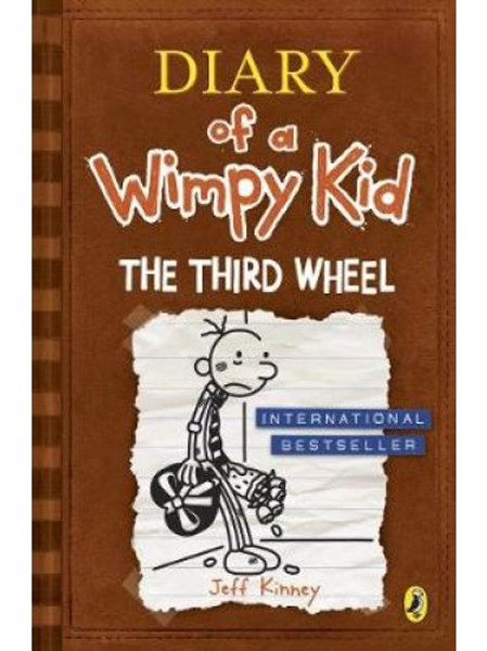 """Diary of a Wimpy Kid """"The Third Wheel"""""""