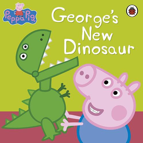 Peppa Pig - George's New Dinosaur
