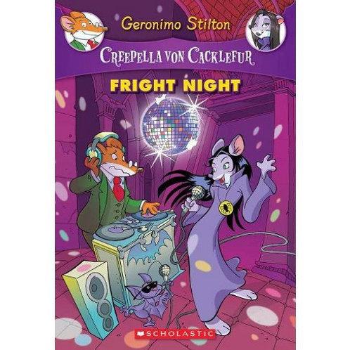 "Geronimo Stilton - Creepella Von Cacklefur ""Fright Night"""
