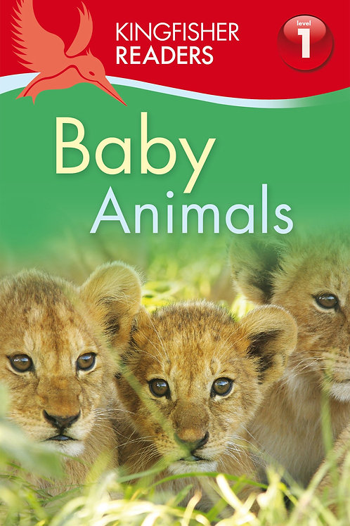 "Kingfisher Readers (Level 1)  ""Baby Animals"""