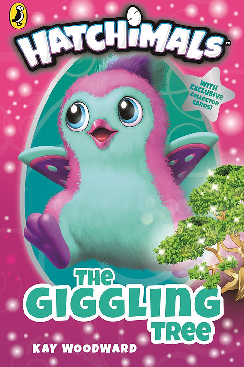 Hatchimals - The Giggling Tree (With Exclusive Collector Cards)