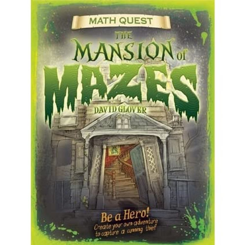 """Maths Quest - """"The Mansion of Mazes"""""""