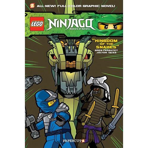 """Lego Ninjago """"Kingdom of the Snakes"""""""