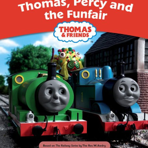 """Thomas & Friends - """"Thomas, Percy and the Funfair"""""""