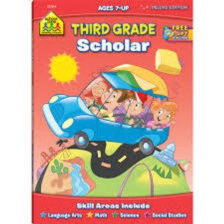 Deluxe Edition - Third Grade Scholar