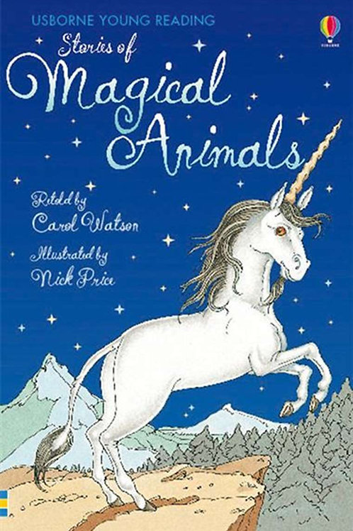 Usborne Young Reading - Stories of Magical Animals