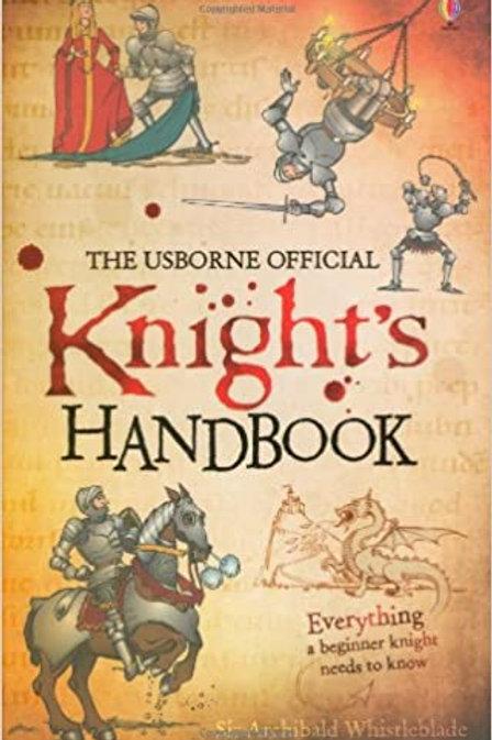 The Usborne Official Knights Handbook