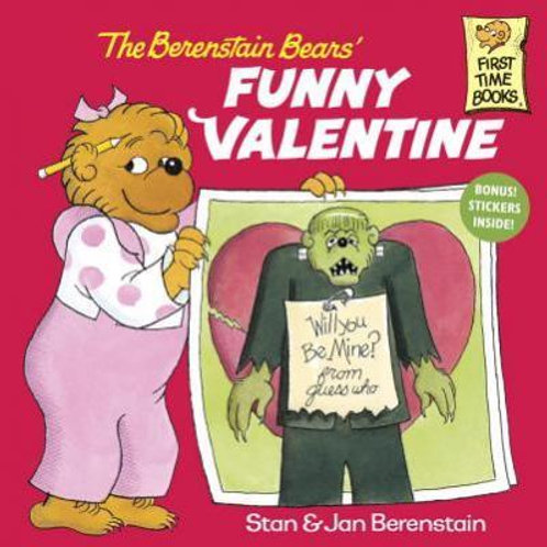 """The Berenstain Bears """"Funny Valentine"""""""