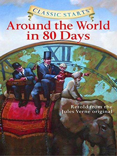 "Classic Starts ""Around the World in 80 Days"""