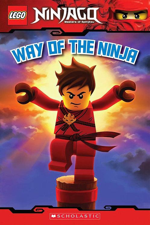 """Lego Ninjago - """"Way of the Ninja"""""""