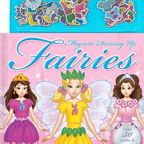 Magnetic Dressing Up Fairies