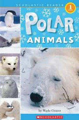 Beginning to Read 1 - Polar Animals
