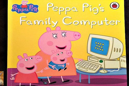 "Peppa Pig ""Peppa Pig's Family Computer"""