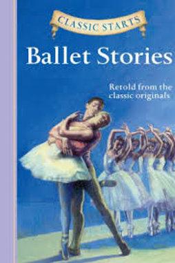"Classic Starts ""Ballet Stories"""