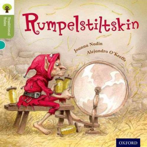 Traditional Tales - Rumpelstiltskin