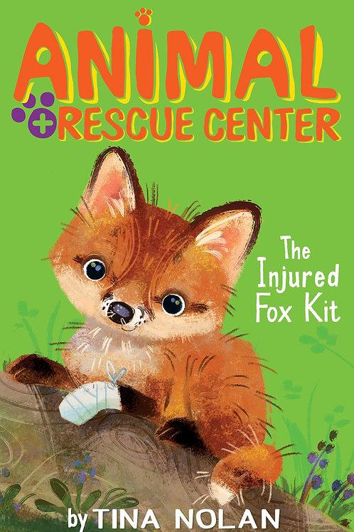 Animal Rescue Center - The Injured Fox Kit