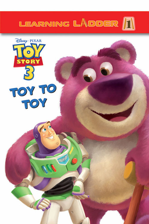 "Learning Ladder (Level 1) - Toy Story 3 ""Toy to Toy"""