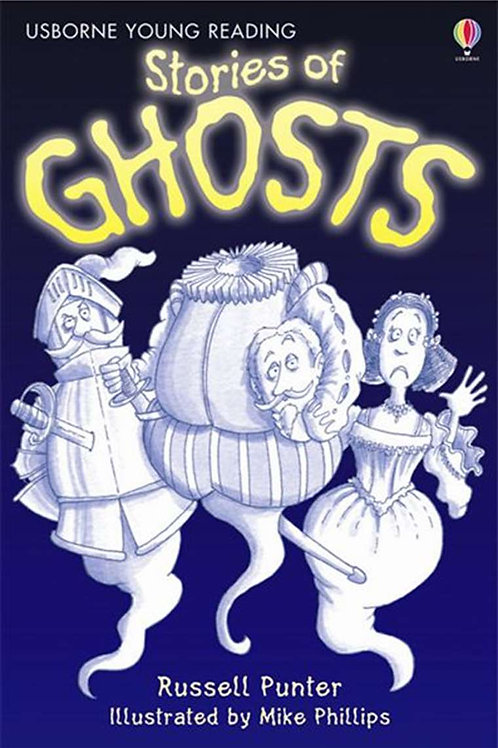 """Usborne Young Reading """"Stories of Ghosts"""""""