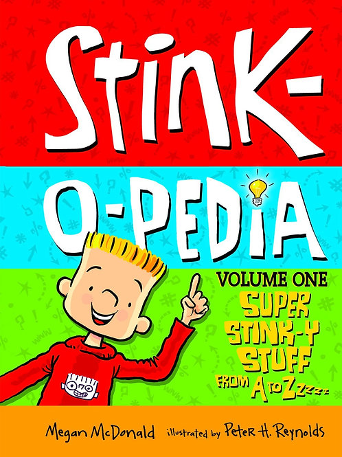 Stink-O-Pedia (Volume One) - Super Stinky Stuff From A to Zzzzz